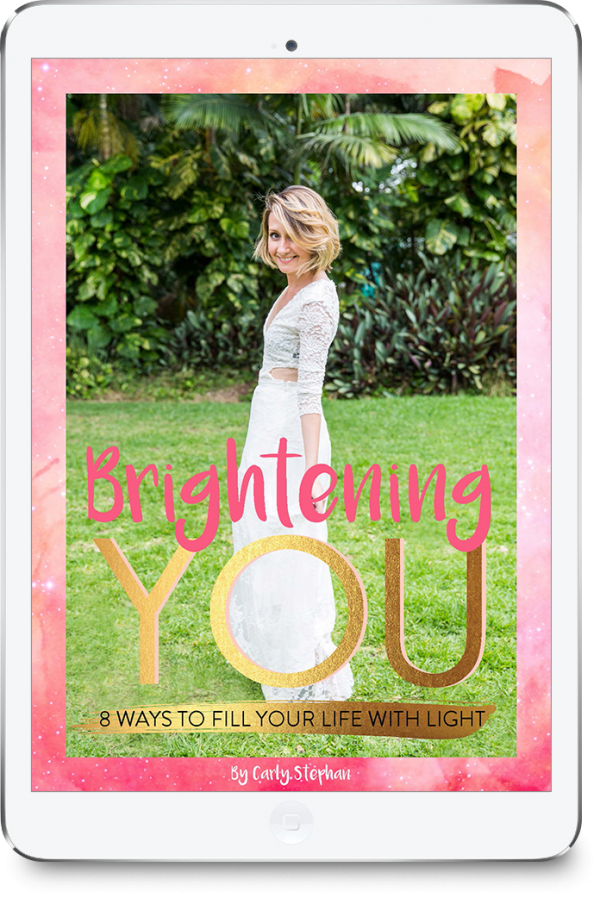 Brightening You - Cover - iPad