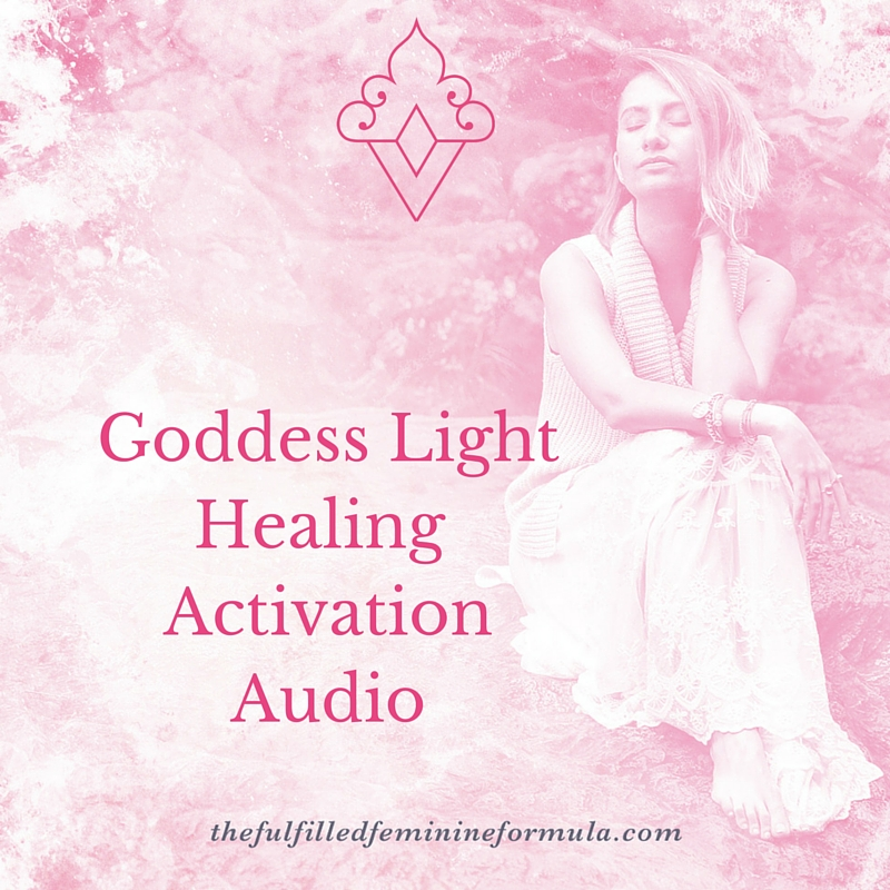 Goddess Light Healing Activation Audio